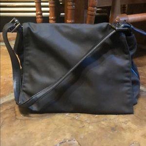Vintage 90's Coach Brown Mercer Bag